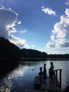 Beautiful Lake Echo, NS